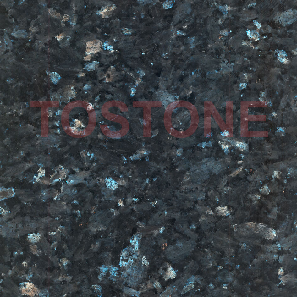 Blue Pearl(Blue shade) Granite