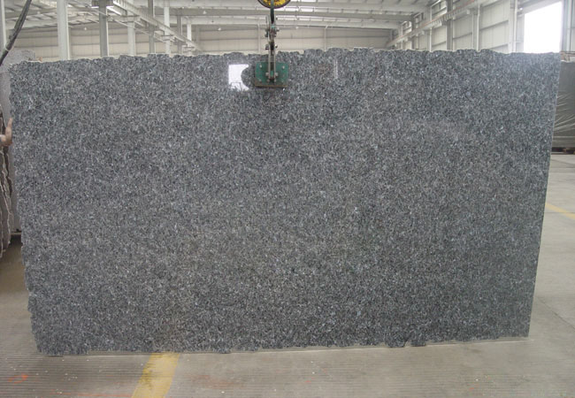 Blue Pearl Granite Slab-A-Norway