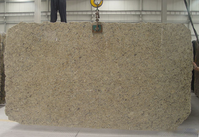 Brazil Gold Granite Slab-Brazil
