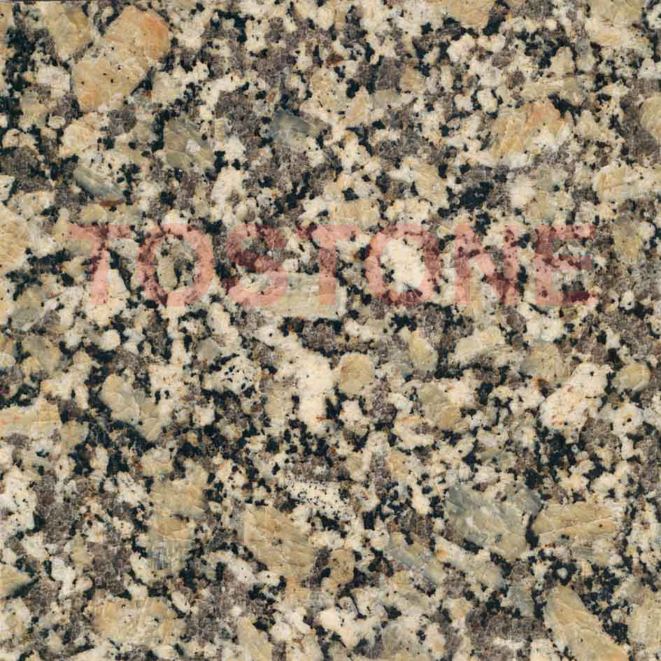 China Giallo Fiorito-A Granite