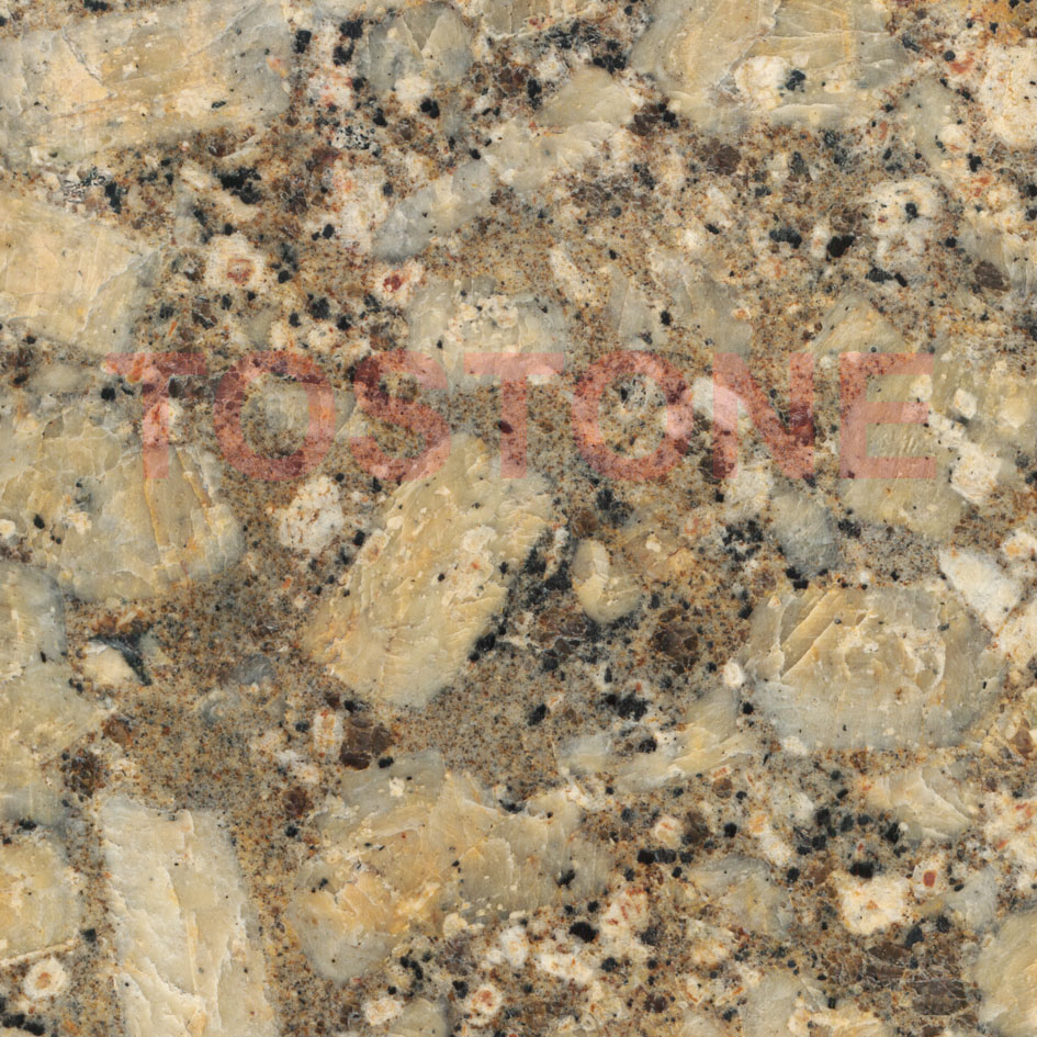 China Giallo Fiorito-B Granite
