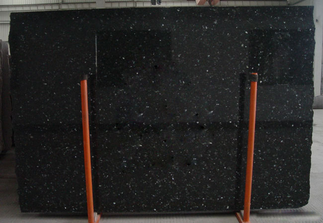 Emerald Pearl Granite Slab-Norway