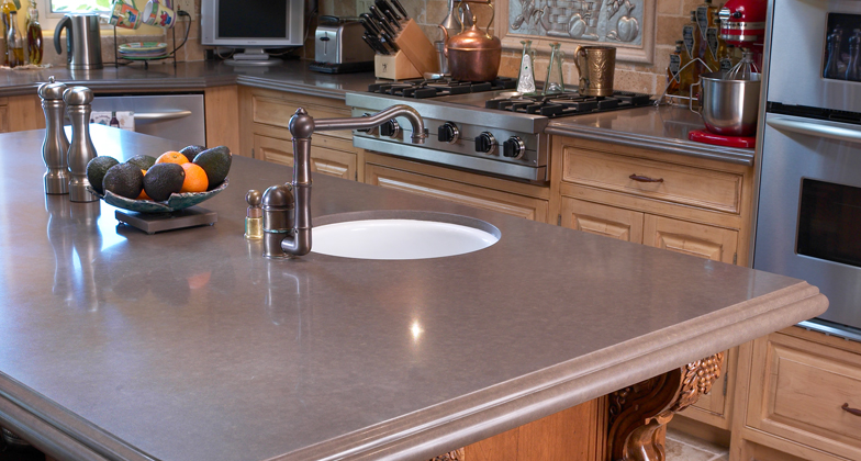 average cost of granite countertops