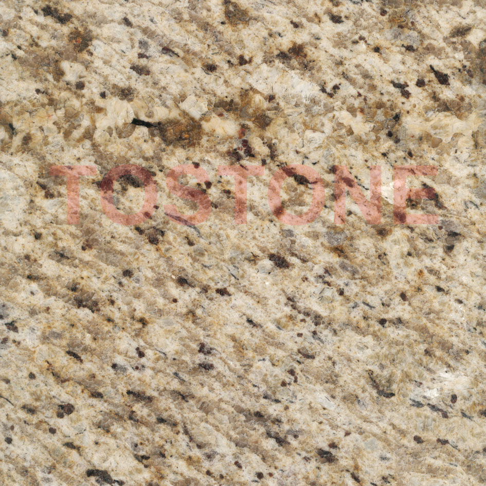 Giallo Ornamental(Yellow Shade) Granite