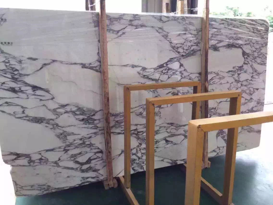 Arabescato Corchia Marble Slabs from Italy