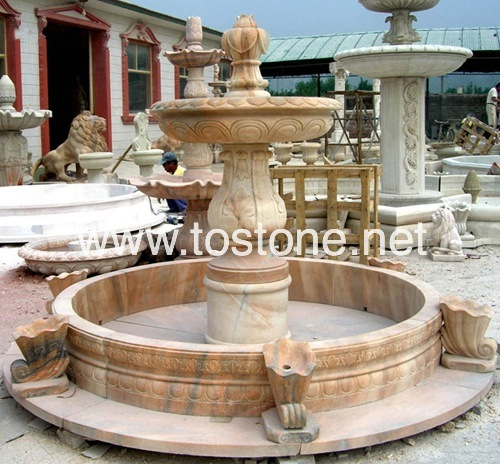 Marble Fountain from China-NS-011