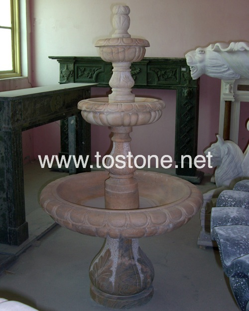 NS-021-Marble Fountain factory