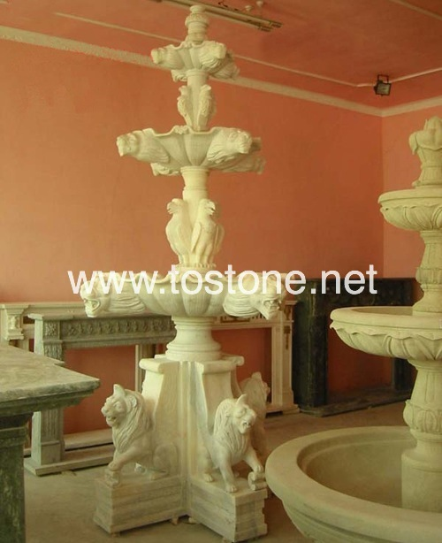 NS-022-Marble Fountain Manufacturer