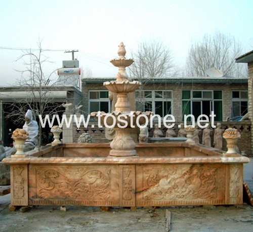 Marble Carving Fountain-NS-10