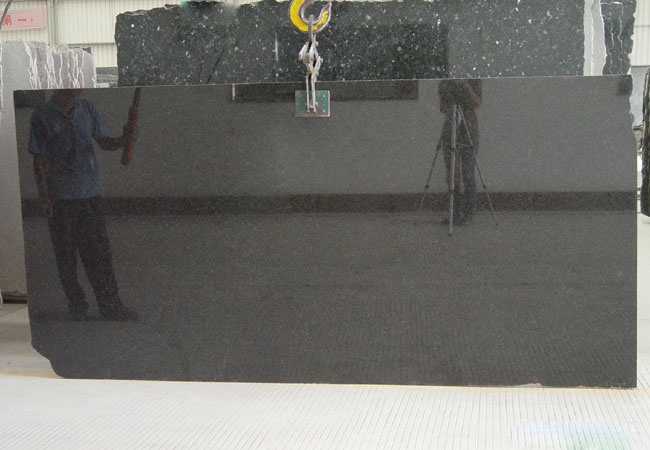 Shanxi Black Granite Slab-B-China