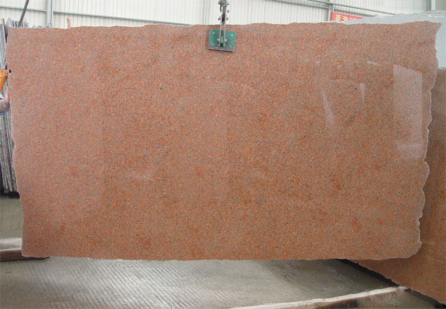 Tianshan Red Granite Slab-China
