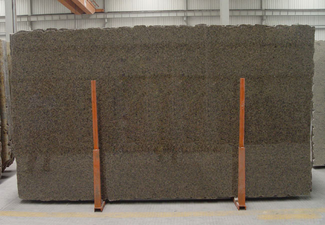 Tropical Brown Granite Slab A-Saudi arabia