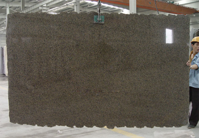 Tropical Brown Granite Slab- B-Saudi Arabia