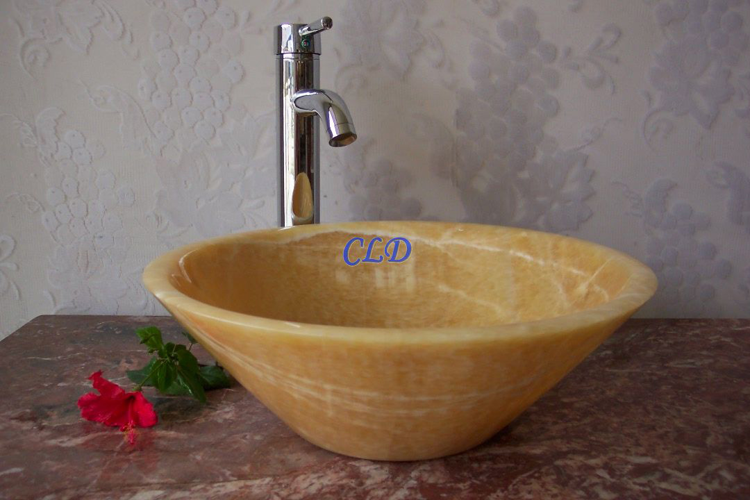 YF005-Stone Sink supplier