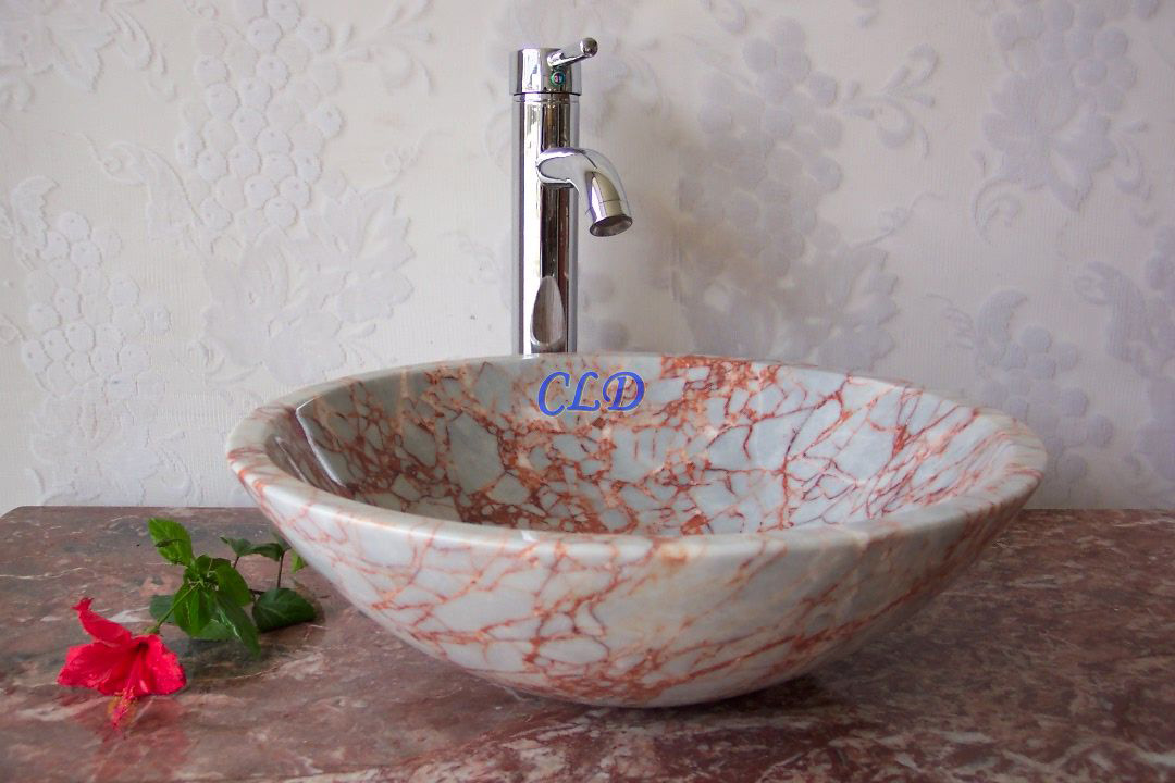 YF012-Stone Basin from China