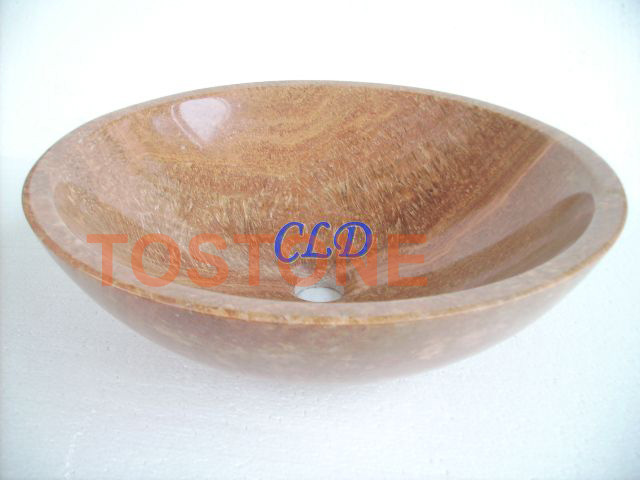 YF037-Marble Sink Supplier