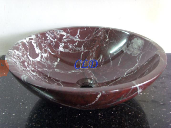 YF126-China Marble Sink