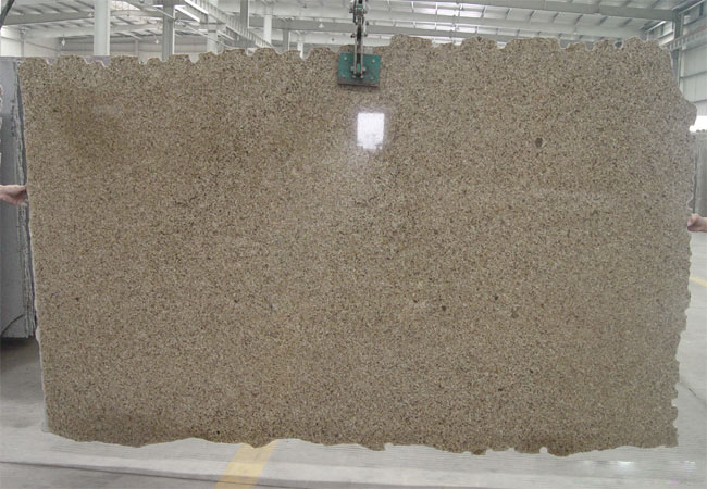 Yellow Diamond Granite Slab-A-India