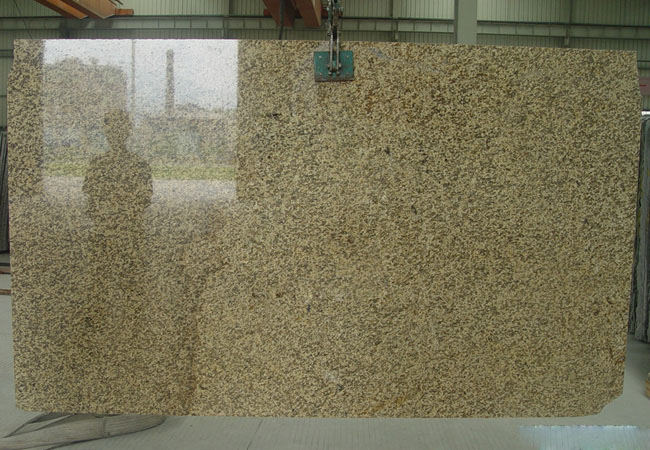 Yellow Diamond Granite Slab-B-India